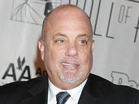 Billy Joel and Gloria Estefan to...