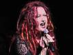 Pink suffers feedback issues at Cyndi...