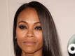 Zoe Saldana developed ear infection...