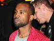 Kanye West kicks heckling fan out of...