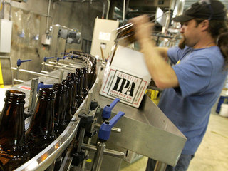 FDA requiring nutrition labels on craft beer