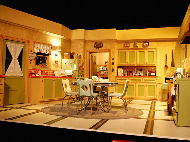 See classic sitcom houses on google maps for Complete interior design of a house