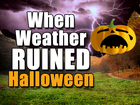 Watch: 5 Halloweens ruined by the weather