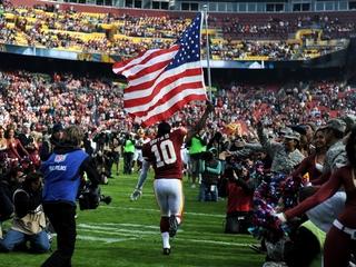 Senator: military bought patriotic pregame shows