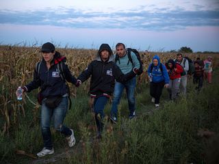 What refugees can expect when they arrive in US
