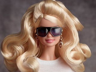 Barbie's new ad shows wffort in rebranding