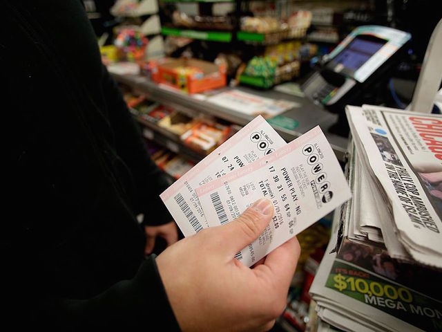 Winning numbers drawn for $1.5 billion Powerball jackpot