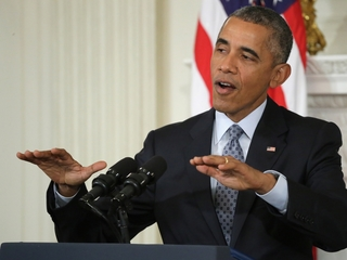 Obama creates new federal task force on cancer