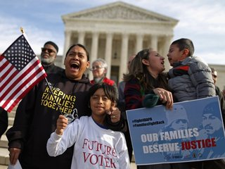 SCOTUS considers executive action on immigration