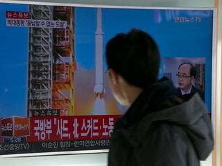 US, South Korea condemn N. Korea rocket launch