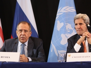 World powers try to work out pause In Syrian war