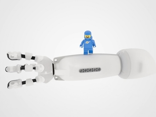Kids' prostheses may be made from Legos someday