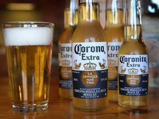 Corona recalls bottles over glass shard concerns