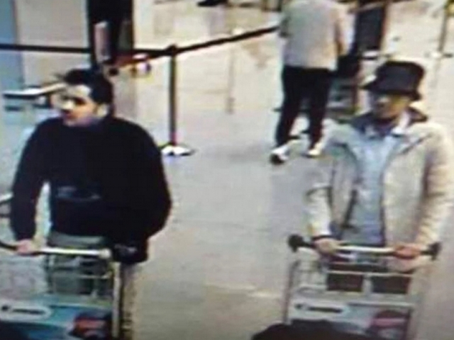 Brussels prosecutors search for 'man in the hat' suspect