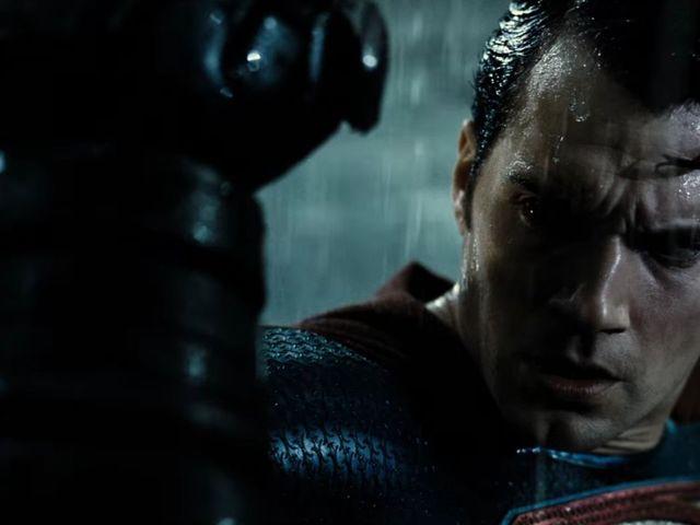 Batman v Superman makes record $170m debut