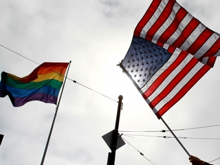 UK warns LGBT travelers about U.S. states' laws