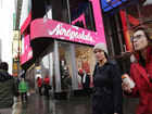 Aeropostale filing bankruptcy, close some stores