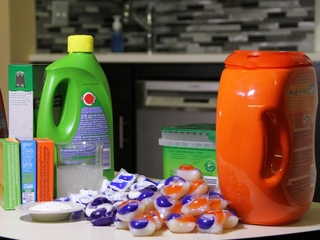 Study: Laundry pods are dangerous for kids