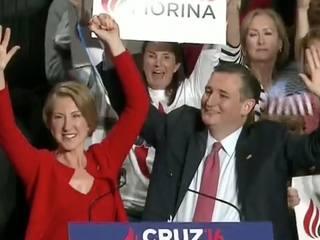 Cruz picks Fiorina as running mate