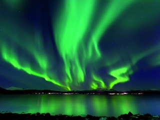 Some state might see a rare aurora borealis