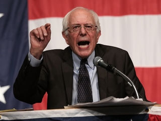 Sanders says DNC could get 'messy'