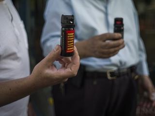 NC school board reconsiders pepper spray rule