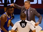 Golden State's Draymond Green might be suspended