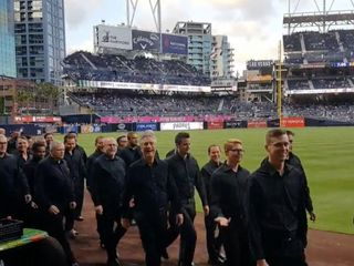 Padres discipline employee after choir fiasco