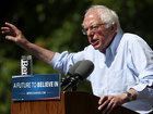 Bernie Sanders is coming to Bakersfield