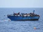 Italy rescues 500 migrants from capsized boat