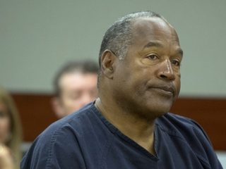 O.J. Simpson could be out of prison by October