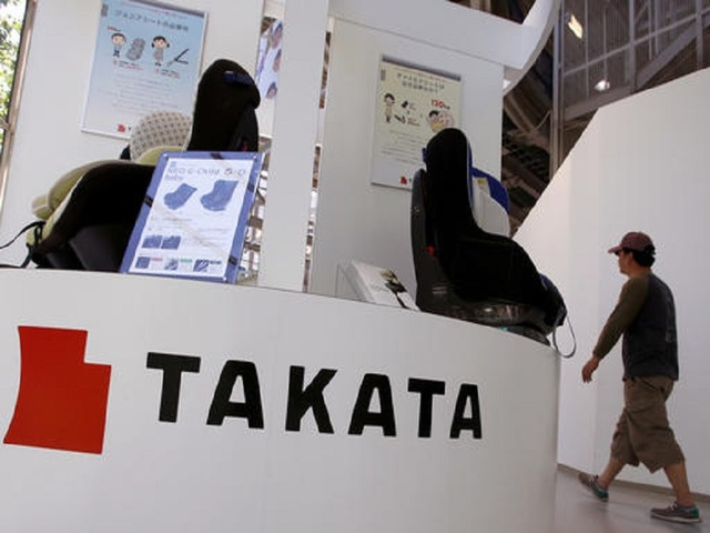 Takata to cut $1bn plea deal in USA over exploding air bags