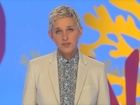 DeGeneres says no to President Trump on her show
