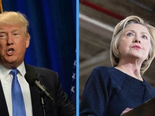 Trump and Clinton speak out after Orlando attack
