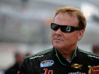 Former NASCAR driver Mike Wallace beaten