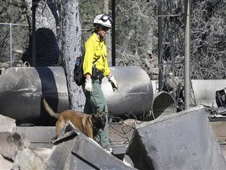 Calif. fire 'most destructive' in county history