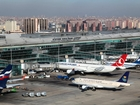 Explosions, gunfire reported at Istanbul airport