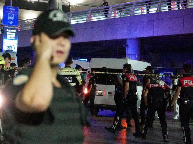 The Latest On Turkey Airport Blasts