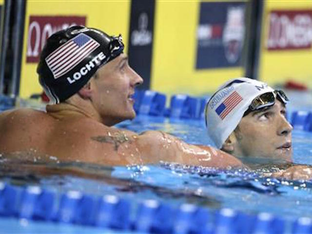 Michael Phelps locks up spot in 2016 Olympics