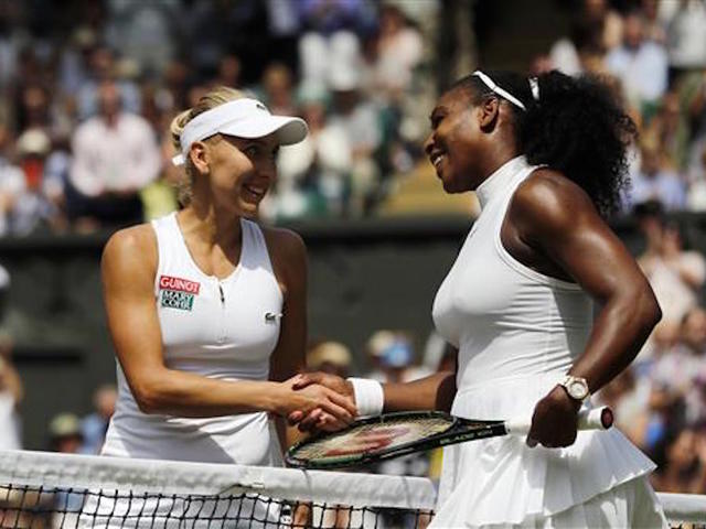 Serena Williams: Why I would be furious to lose Wimbledon final