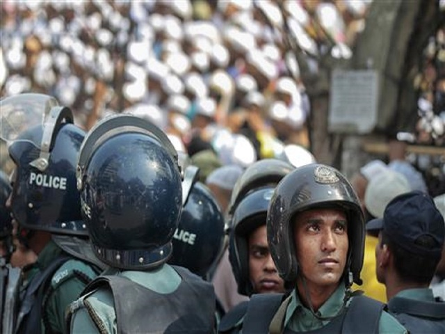 Militants Attack Huge Bangladesh Holiday Gathering