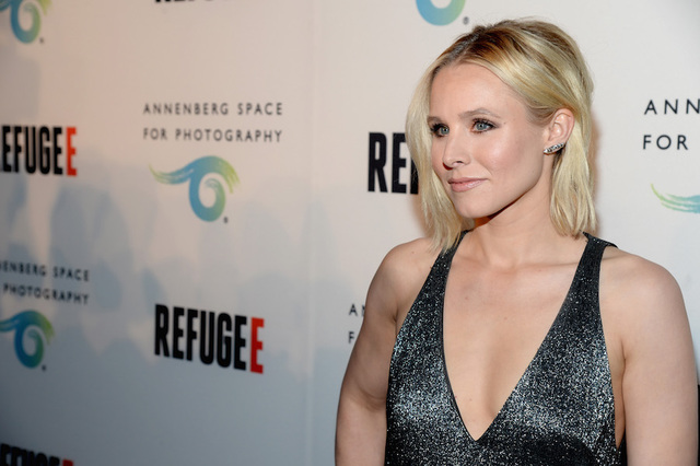 Kristen Bell Has Something to Say to Donald Trump