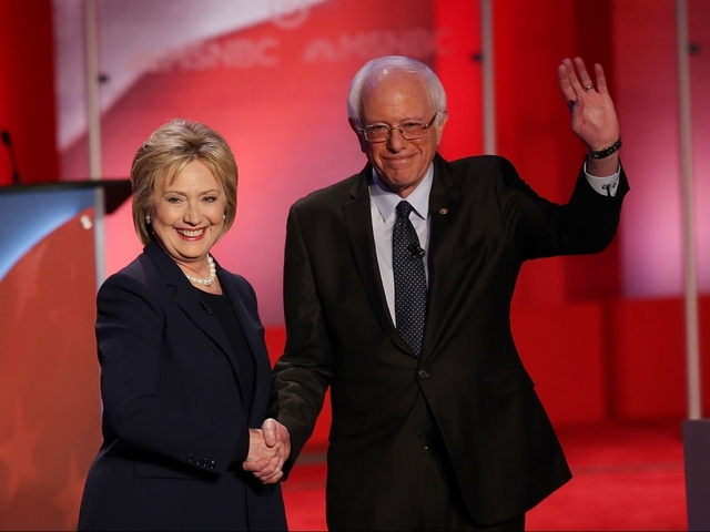 Sanders Endorses Clinton, Says She 'Must Become Our Next President'