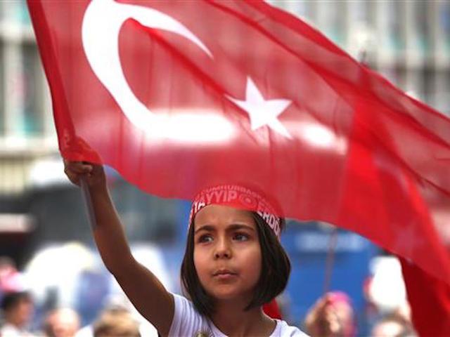 Turkey's Erdogan announces three-month state of emergency