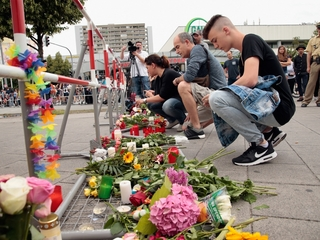 Munich shooter was under psychiatric care