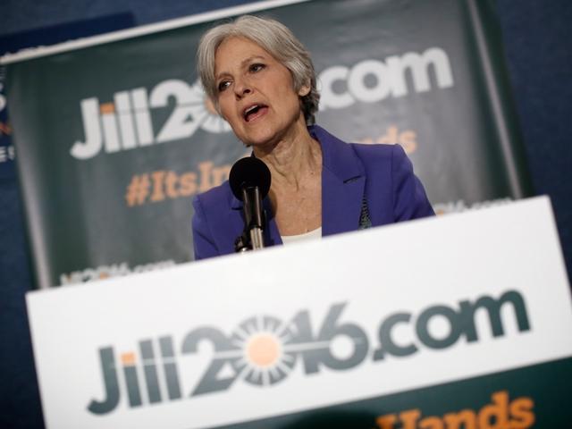 Former Sanders backers abandon effort to promote Stein