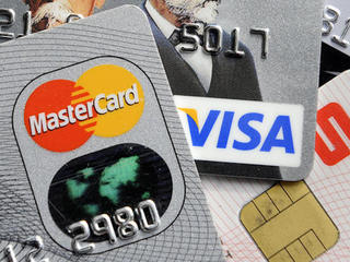 Why can't I use credit cards to pay off debt?
