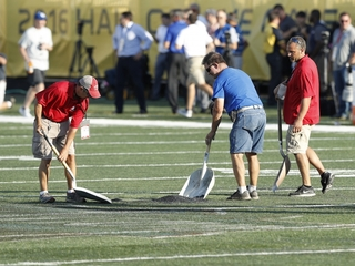 NFL cancels Hall of Fame game over unsafe field