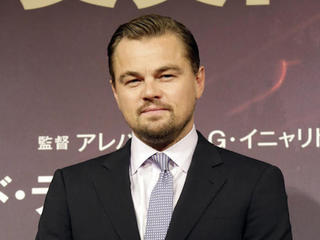 DiCaprio, girlfriend unharmed in minor crash