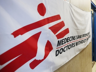 Family of ISIS hostage calls out MSF